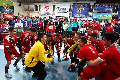 Κροατία και Ισραήλ νικήτριες στο «ΒΡΙΛΗΤΤΟΣ»