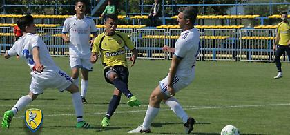 Νίκη με 9-0 για τον Παναιτωλικό πριν το ρεπό