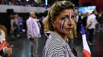 Γαλλία: Μάχη στήθος με στήθος δίνουν οι τέσσερις κυριότεροι υποψήφιοι
