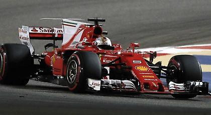 «Σούζα» η Ferrari στο Μπαχρέιν: Νικητής ο Φέτελ!