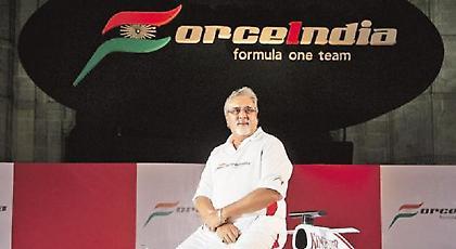 Συνελήφθη στο Λονδίνο το αφεντικό της Force India