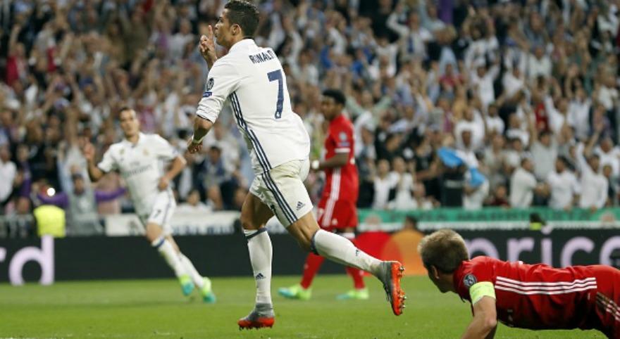 Champions League: Ρεάλ Μαδρίτης - Μπάγερν Μονάχου 4-2 (video)