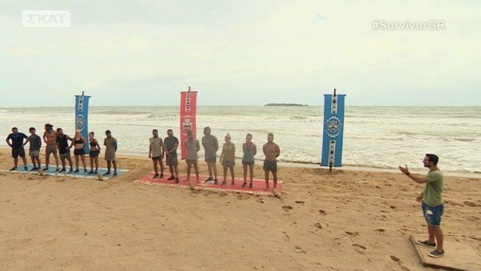 Survivor: Απίστευτη ανατροπή στον αγώνα για το έπαθλο! Γύρισαν το σκορ οι Μαχητές!