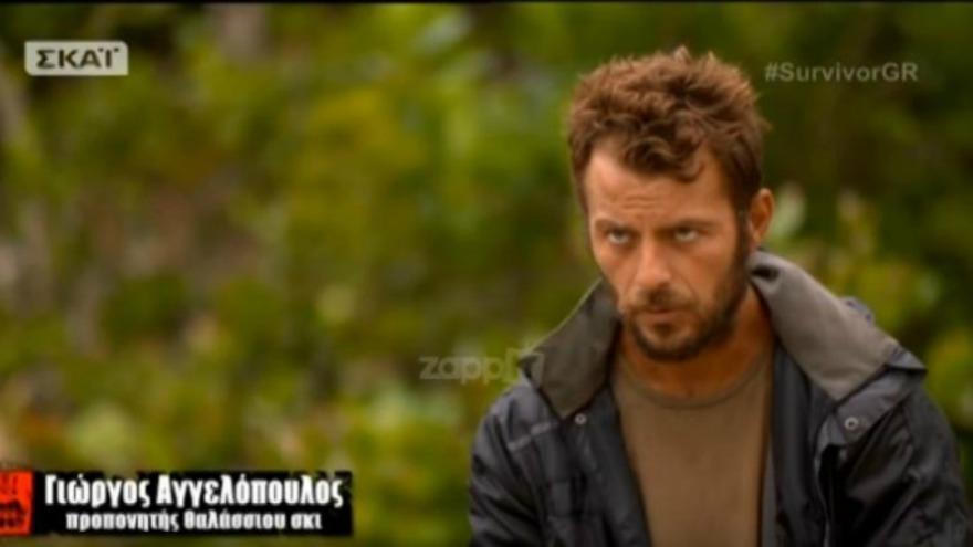 Survivor: Ο Γιώργος Αγγελόπουλος «καρφώνει» τον Κώστα Κοκκινάκη!