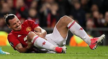 Έντονη ανησυχία για τον τραυματισμό του Ζλάταν