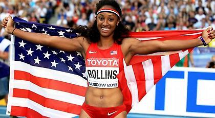 Αμερικανίδα ολυμπιονίκης τιμωρήθηκε με αποκλεισμό ενός έτους