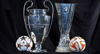 Poll: Ποιοι θα… σηκώσουν Champions League και Europa;