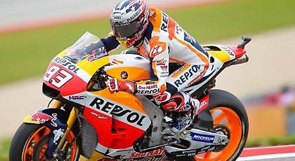 «Έκλεψε» την pole position ο Μάρκεθ