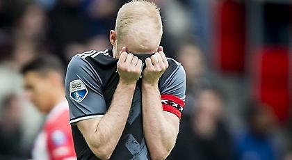 Αποχαιρετά το πρωτάθλημα ο «Ευρωπαίος» Άγιαξ