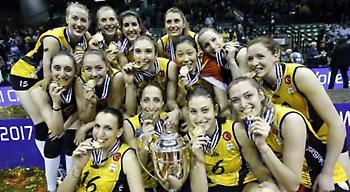 Πρωταθλήτρια Ευρώπης η Βάκιφμπανκ