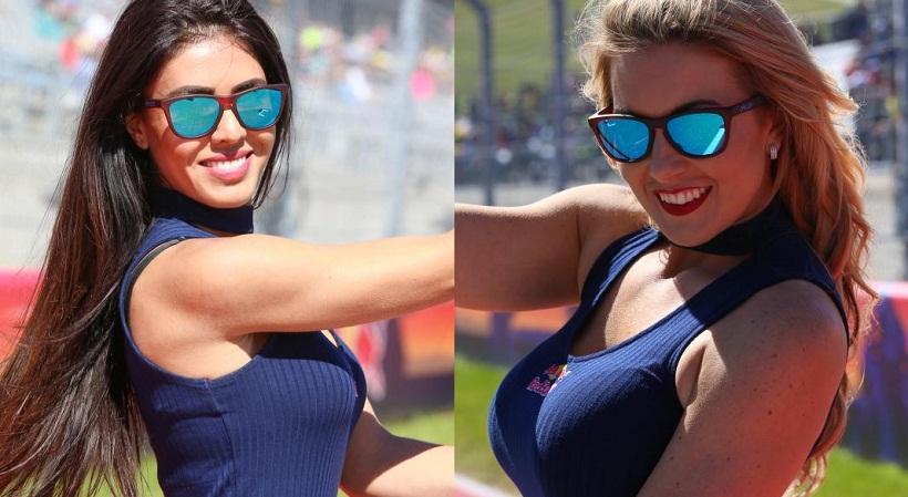 «Ζημιά» τα paddock girls στο αμερικανικό Moto GP (video/pics)