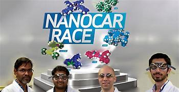 Nanocar Race: Η μικρότερη Formula-1 του κόσμου