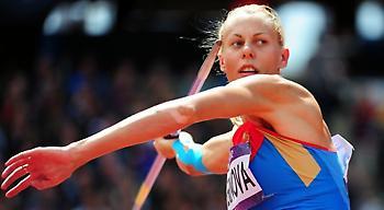 Έχασε και το μετάλλιο του Πεκίνου η Τσέρνοβα