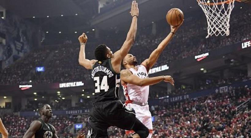 NBA: Ο Γιάννης δεν έφτανε για το δεύτερο break (video)