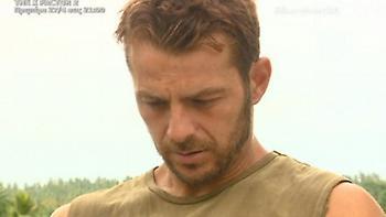 Survivor: «Λύγισε» ο Ντάνος με τα μηνύματα των φίλων του!