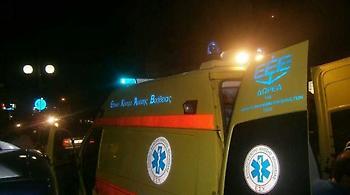 Ηράκλειο: Τύχη βουνό για οικογένεια που τούμπαρε το αυτοκίνητό της