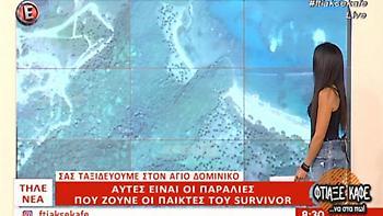 Survivor: Η αλήθεια για τις παραλίες Μαχητών και Διασήμων