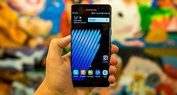 Το Note 7 επιστρέφει ανανεωμένο στις αγορές από τη Samsung με χαλημότερη τιμή!