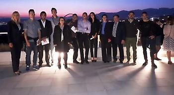 Μοίρασε ξανά υποτροφίες στους Έλληνες πρωταθλητές το Ίδρυμα Λεβέντη