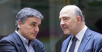Μοσκοβισί: Οποιαδήποτε έξοδος θα οδηγούσε την ευρωζώνη σε αποσύνθεση