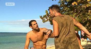 Survivor: Χανταμπάκης – Σπαλιάρας, ποια είναι η σχέση τους τα τελευταία δύο χρόνια;