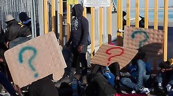 Λέσβος: Τελεσίγραφο φορέων στους αλληλέγγυους που υποκινούν τους μετανάστες