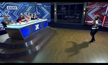 X-Factor: Ο Γιώργος Μαζωνάκης έκανε φωνητικά σε διαγωνιζόμενη