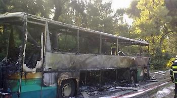 Σε ξενοδοχείο του Ρίου οι 67 μαθητές του λεωφορείου που τυλίχθηκε στις φλόγες