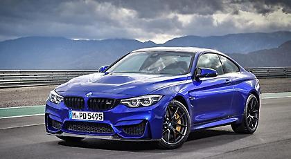 Η νέα BMW M4 CS