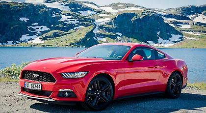 Ford Mustang: Παγκόσμιο Best-seller στη σπορ κατηγορία