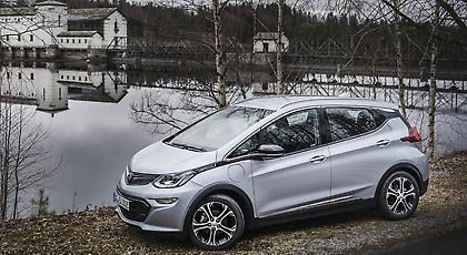 Το ηλεκτρικό Opel Ampera-e