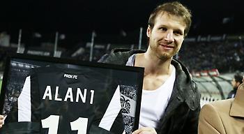 Μουσλίμοβιτς: «Αν πάρουμε το Κύπελλο θα τραγουδήσω συνθήματα του ΠΑΟΚ στον Λευκό Πύργο»