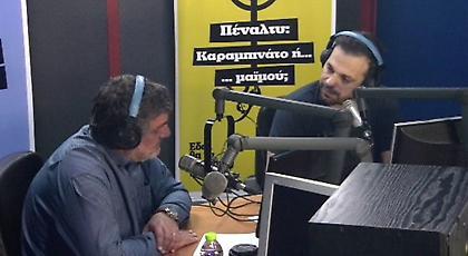 Ολόκληρη η εκπομπή του Ντέμη στον ΣΠΟΡ FM 94,6 (video)