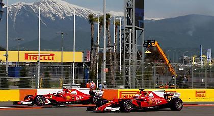 Η Ferrari είναι εδώ!