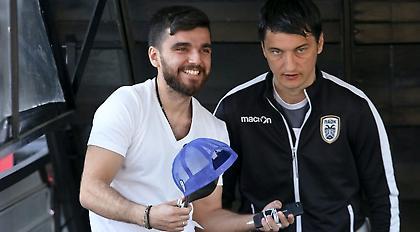 Γιώργος Σαββίδης: «Δύο Πόντιοι θα σας δείξουν τι σημαίνει καθαρό ποδόσφαιρο» (pic)