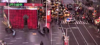 Εκκενώθηκαν δρόμοι που οδηγούν στην Times Square λόγω ύποπτων συσκευών (pics)