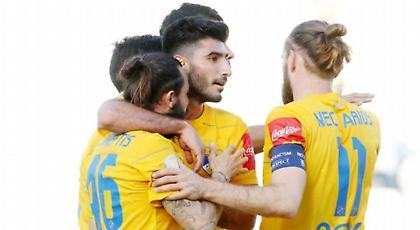 Έδωσαν ραντεβού στον τελικό ΑΠΟΕΛ, Απόλλων Λεμεσού