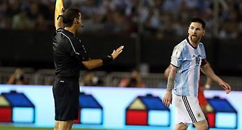 Δεν πάει στη FIFA για την τιμωρία του ο Μέσι
