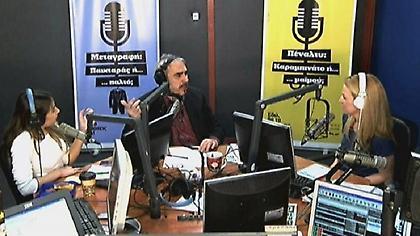 Desperado στον ΣΠΟΡ FM: Δείτε ολόκληρη την εκπομπή της Παρασκευής (5/5)