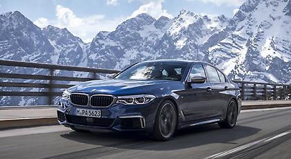 Η νέα BMW M550i xDrive