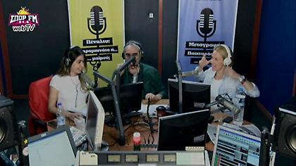Desperado στον ΣΠΟΡ FM: Δείτε ολόκληρη την εκπομπή της Δευτέρας (8/5)