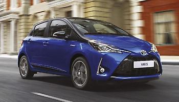 Νέο Toyota Yaris, ο πρωταγωνιστής