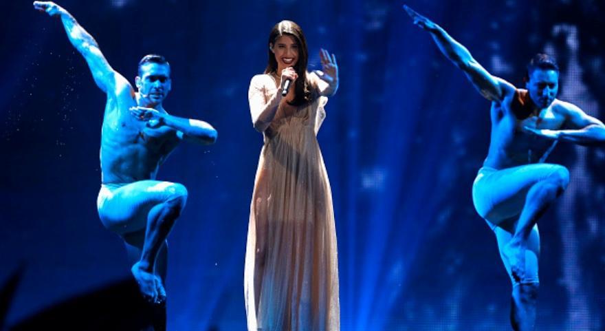 Εντυπωσίασε η Demy στον ημιτελικό της Eurovision (video)