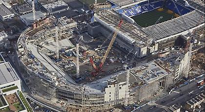 Τα 10 υπό κατασκευή γήπεδα που… κοντεύουν και θα σας κόψουν την ανάσα! (pics)
