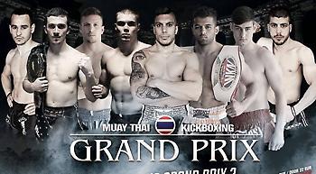 To Muay Thai Grand Prix έρχεται από το Λονδίνο στην Αθήνα