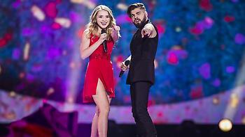 Eurovision: Ξεχώρισε η Ρουμανία και η σέξι Ιλίνκα (video)