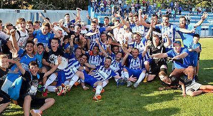 Ιστορική άνοδος για τον Απόλλωνα Λάρισας στη Football League! (pics)