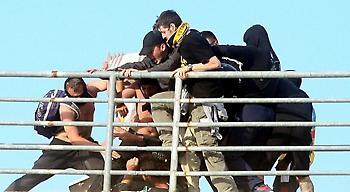 Ταυτοποιήθηκε ληστής «χούλιγκαν» – Διώξεις για ανθρωποκτονία για όσα έγιναν στο Βόλο