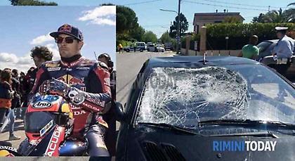 Σε κρίσιμη κατάσταση μετά από τροχαίο ατύχημα ο Νίκι Χέιντεν (pics)