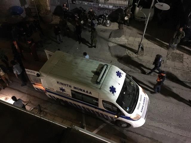 222353 Οριστική διακοπή στο ΠΑΟ-ΠΑΟΚ - Στο νοσοκομείο ο Ίβιτςπου δέχθηκε αντικείμενο στο κεφάλι [εικόνες]